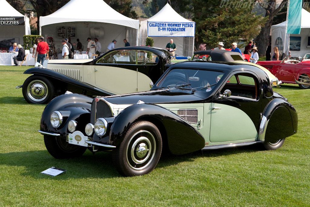Bugatti Type 57SC Atalante - Chassis: 57501   - 2009 The Quail, a Motorsports Gathering