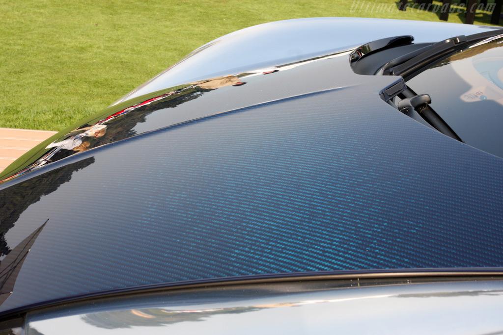 Bugatti Veyron 16.4 Sang Bleu    - 2009 The Quail, a Motorsports Gathering