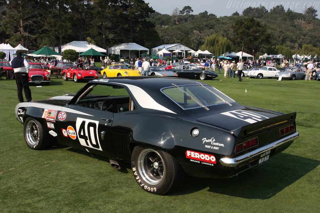 Chevrolet Camaro 302    - 2009 The Quail, a Motorsports Gathering