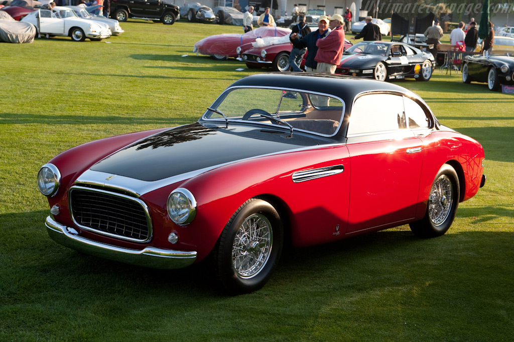 Ferrari 212 Inter Vignale Coupe - Chassis: 0135E   - 2009 The Quail, a Motorsports Gathering