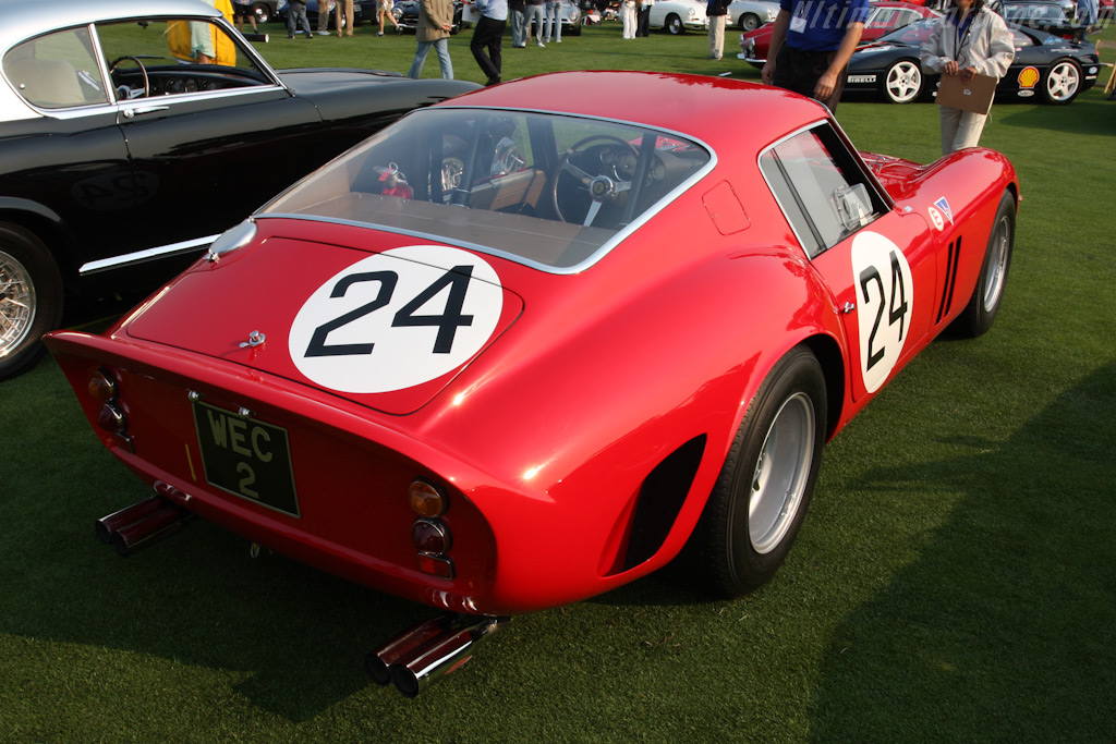 Ferrari 250 GTO - Chassis: 4293GT   - 2009 The Quail, a Motorsports Gathering