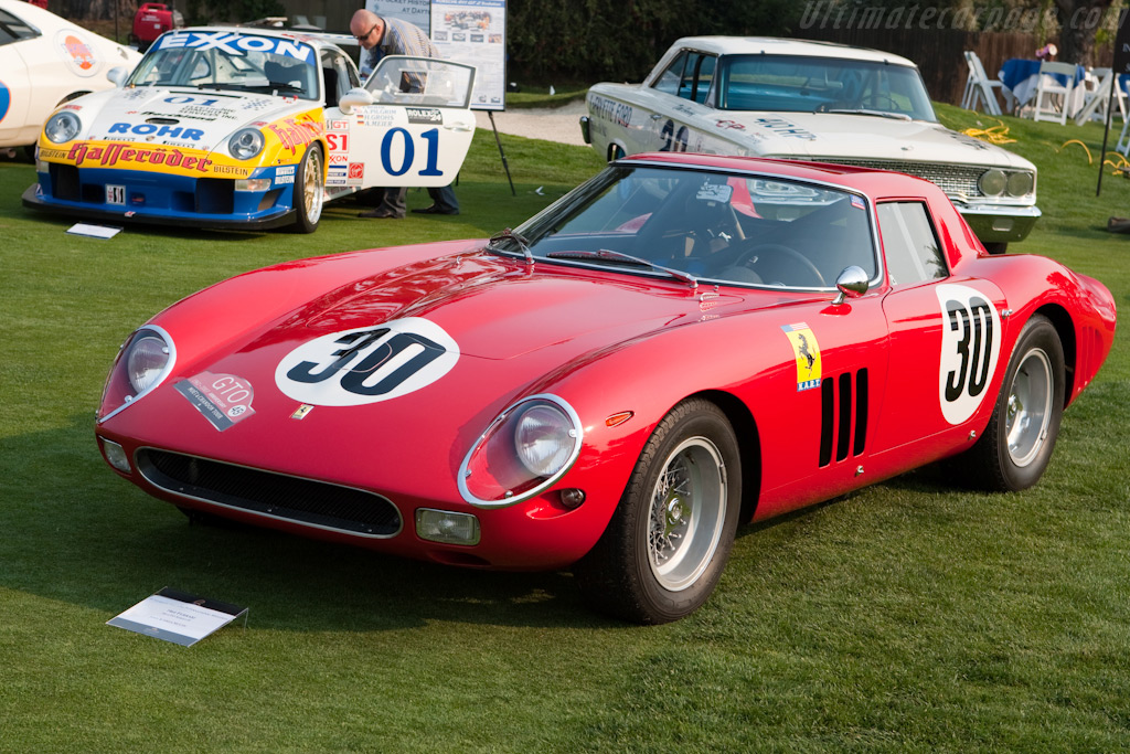 Ferrari 250 GTO/64 - Chassis: 5571GT   - 2009 The Quail, a Motorsports Gathering