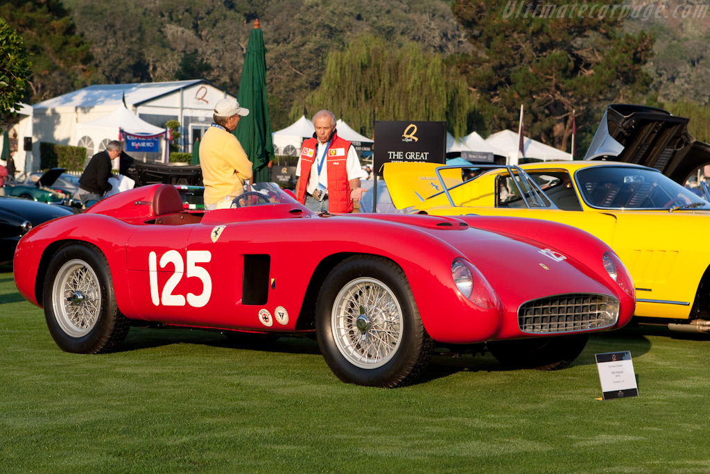 Ferrari 500 TR - Chassis: 0650MDTR   - 2009 The Quail, a Motorsports Gathering