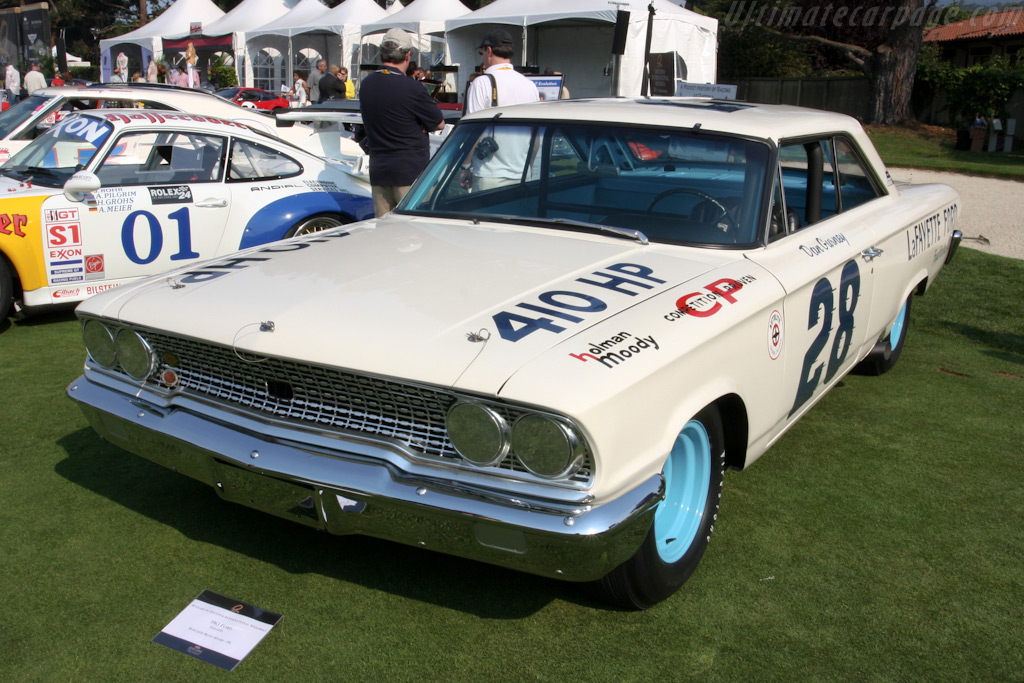Ford Galaxy    - 2009 The Quail, a Motorsports Gathering