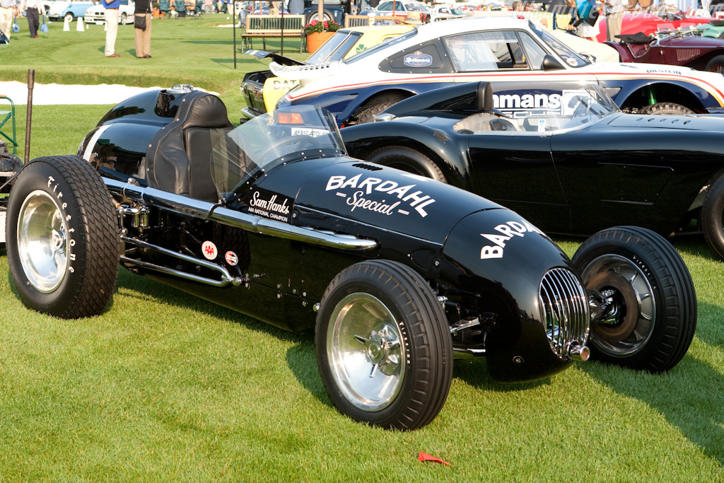 Kurtis Craft Offenhauser    - 2009 The Quail, a Motorsports Gathering