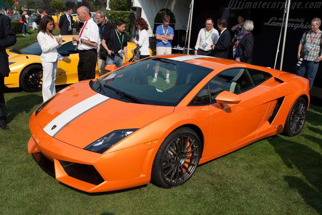 Lamborghini Gallardo LP550-2 Valentino Balboni    - 2009 The Quail, a Motorsports Gathering