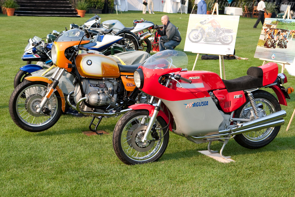 MV Agusta850    - 2009 The Quail, a Motorsports Gathering