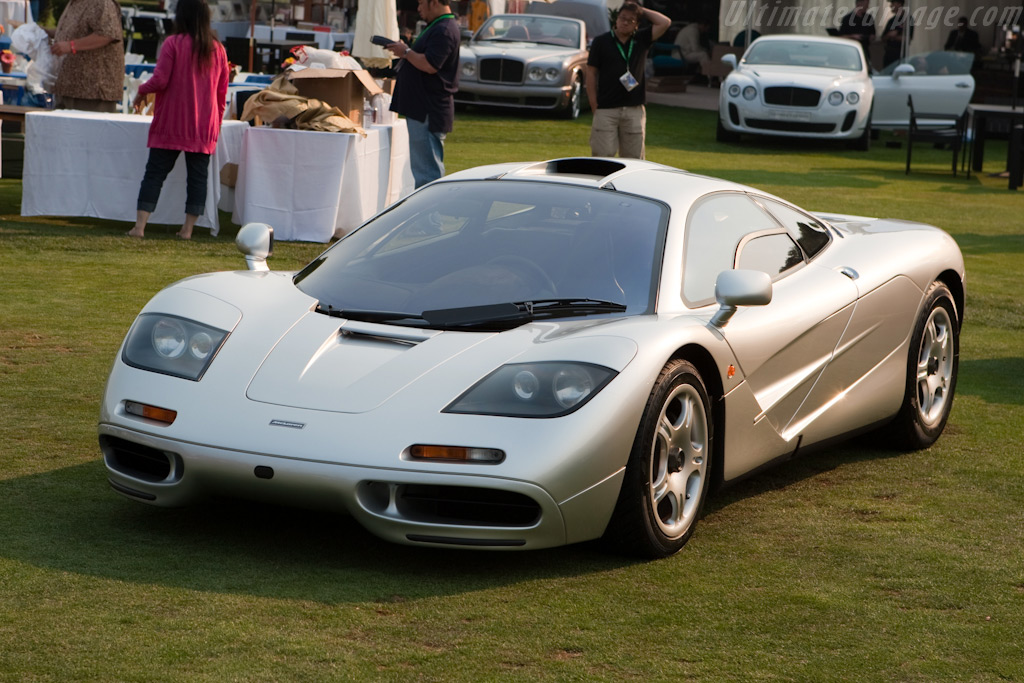 McLaren F1 - Chassis: 068   - 2009 The Quail, a Motorsports Gathering