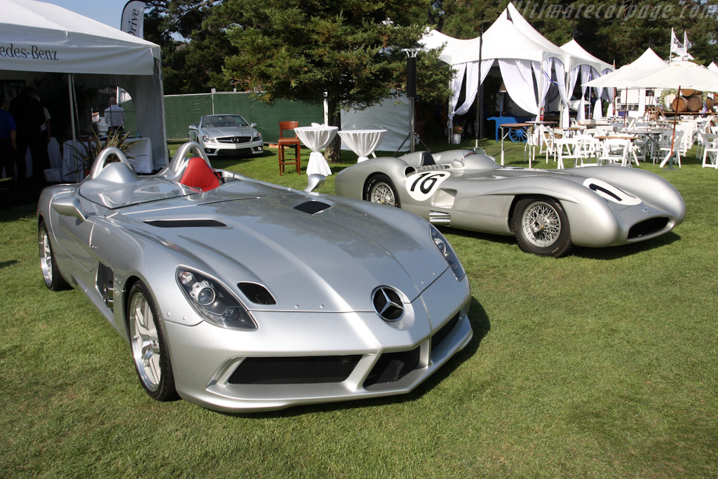 Mercedes-Benz SLR McLaren Stirling Moss    - 2009 The Quail, a Motorsports Gathering