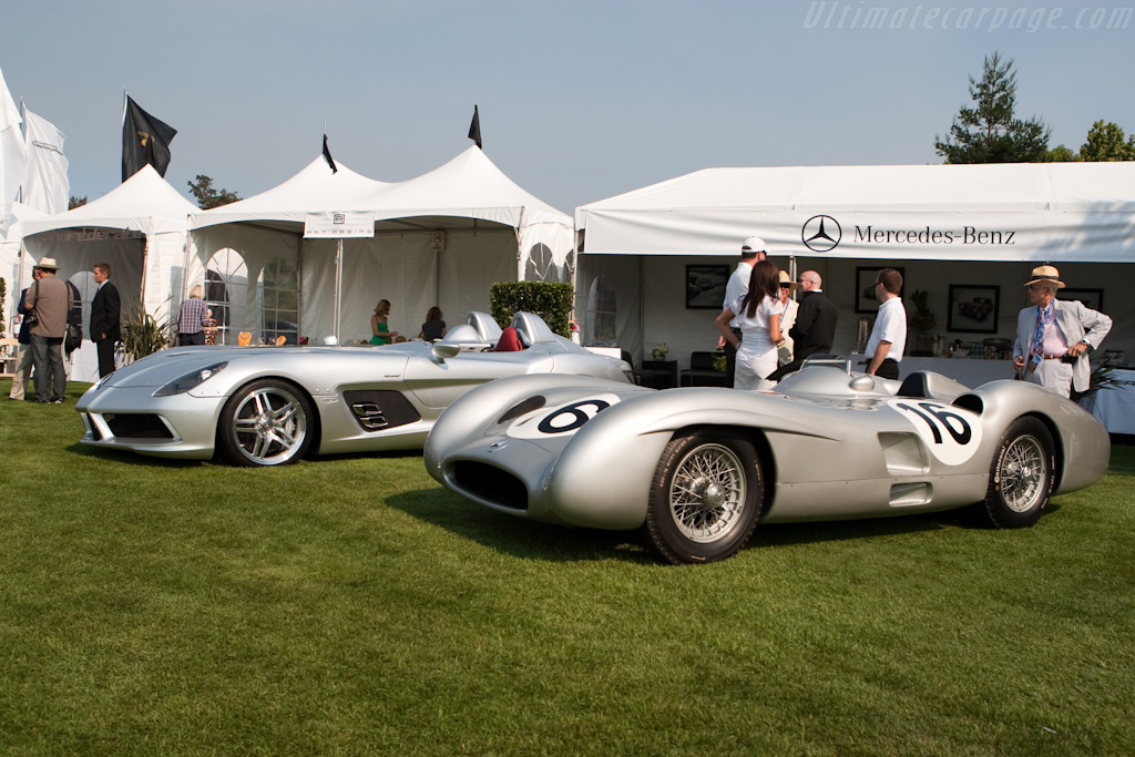 Mercedes-Benz W196 Streamliner    - 2009 The Quail, a Motorsports Gathering