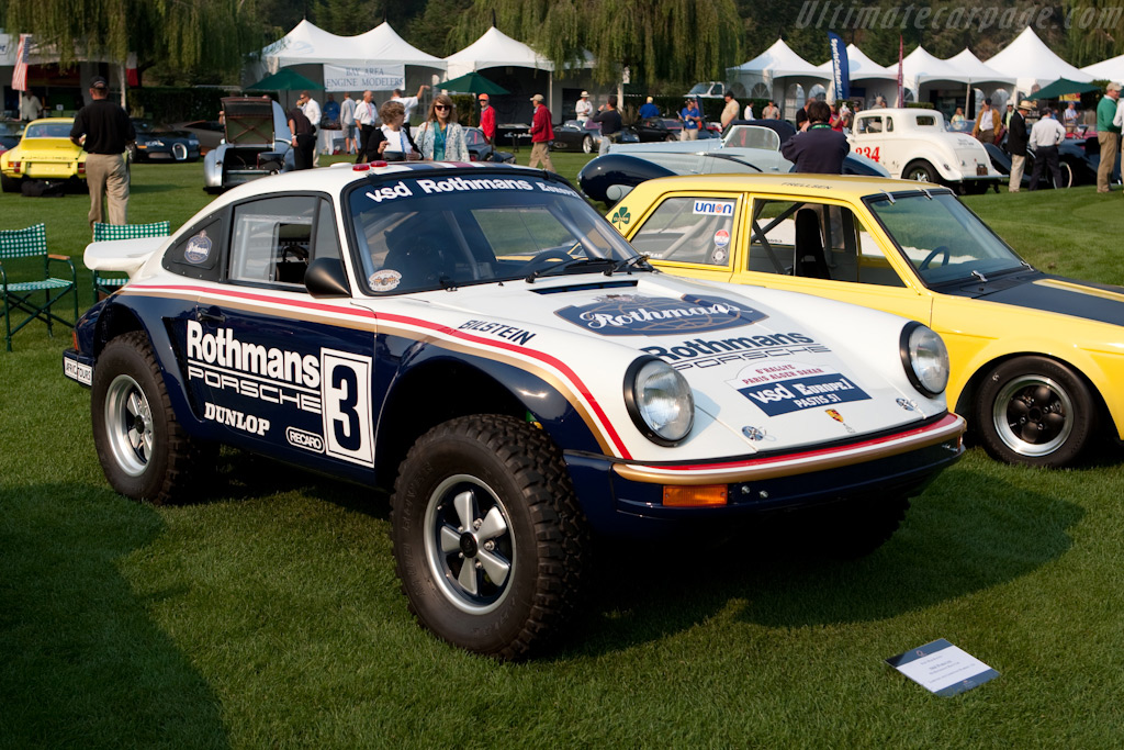 Porsche 911 Dakar    - 2009 The Quail, a Motorsports Gathering