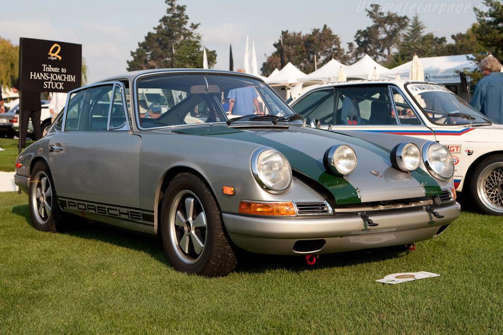 Porsche 911 L Group 2    - 2009 The Quail, a Motorsports Gathering
