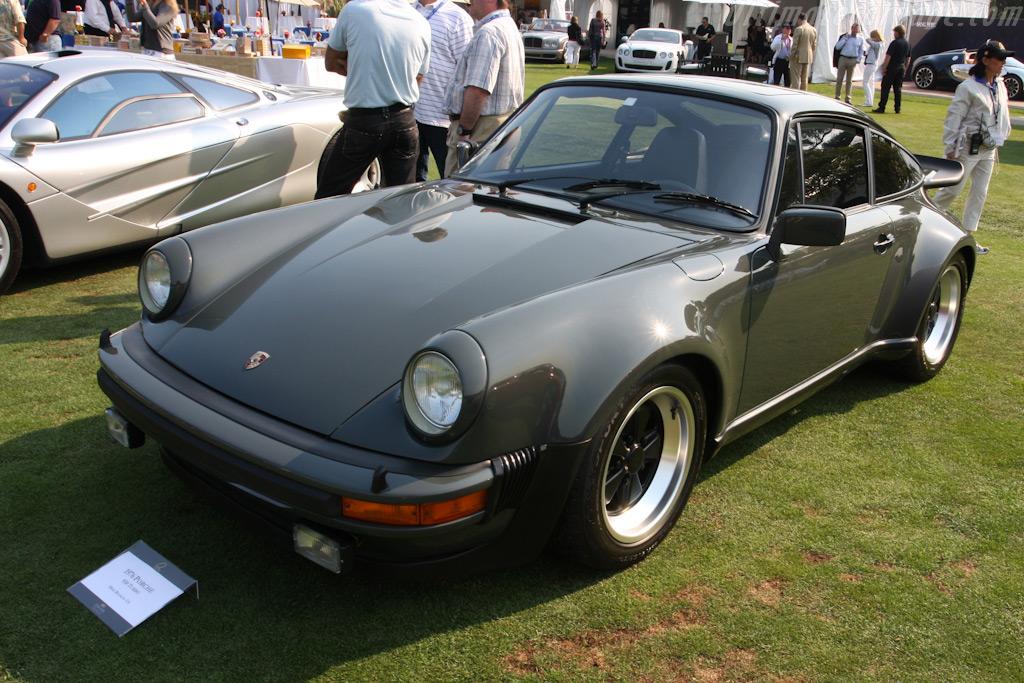 Porsche 911 SC    - 2009 The Quail, a Motorsports Gathering