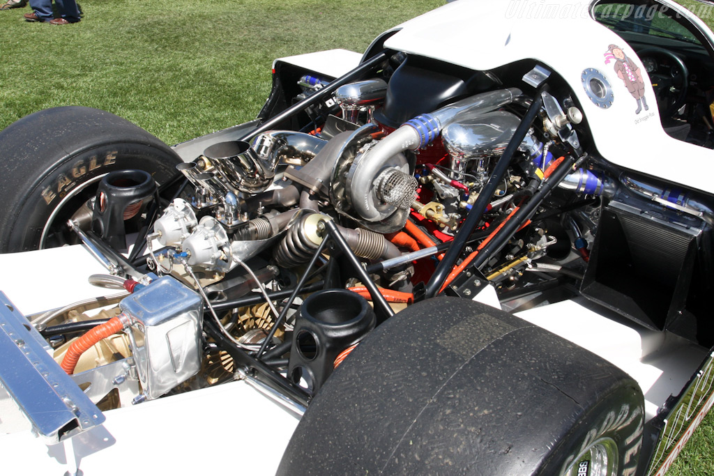 Porsche 962 - Chassis: 962-121   - 2009 The Quail, a Motorsports Gathering