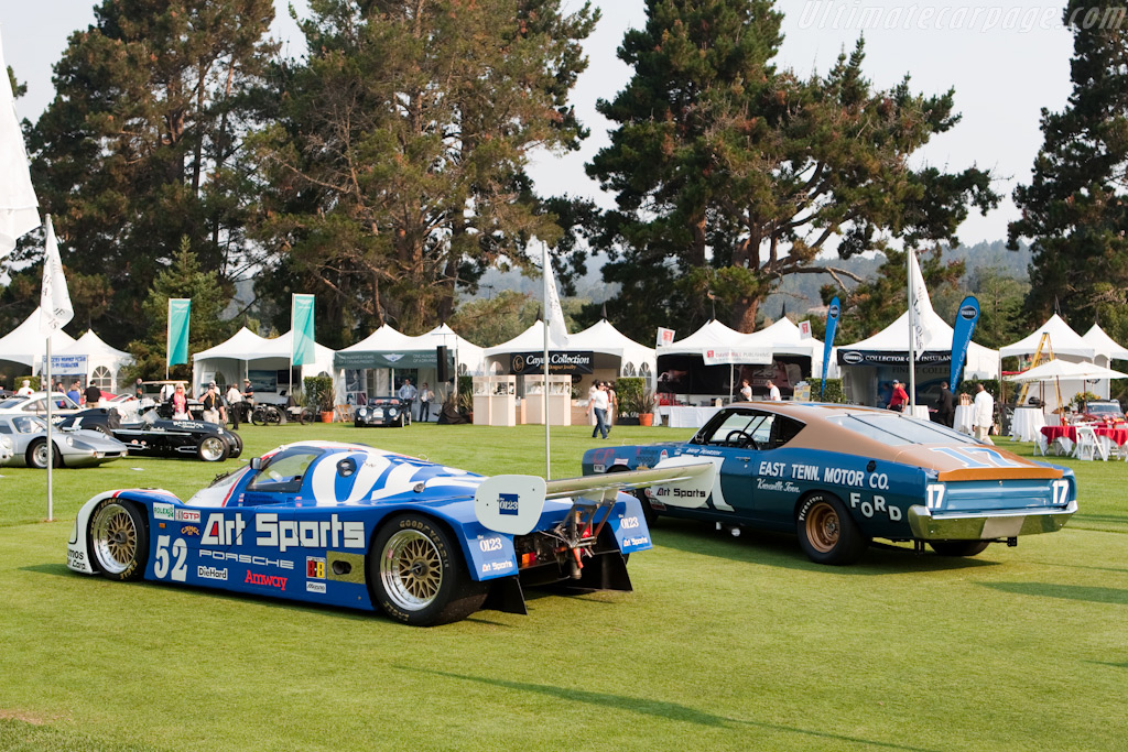 Porsche 962C - Chassis: 962-142   - 2009 The Quail, a Motorsports Gathering