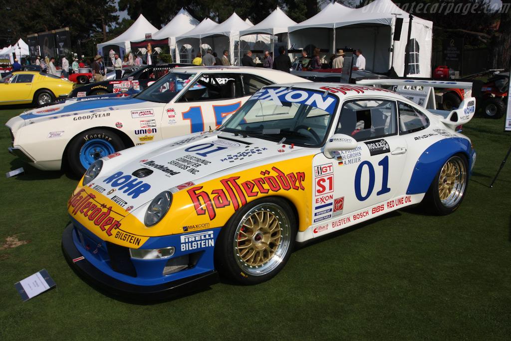 Porsche 993 GT2 Evo    - 2009 The Quail, a Motorsports Gathering