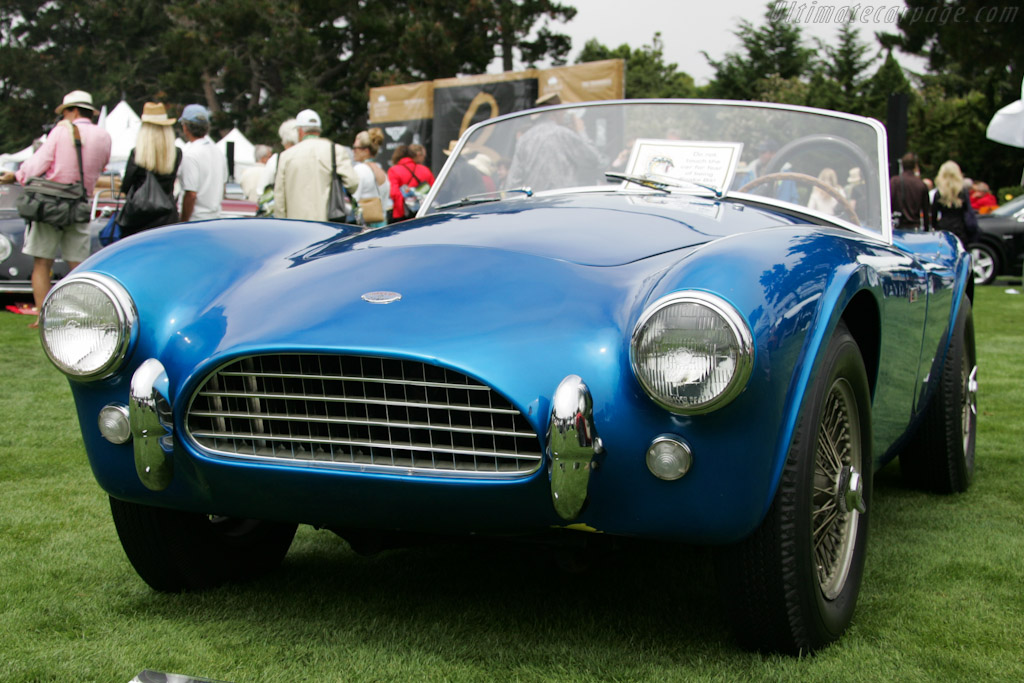 AC Shelby Cobra 260 - Chassis: CSX2000   - 2010 The Quail, a Motorsports Gathering