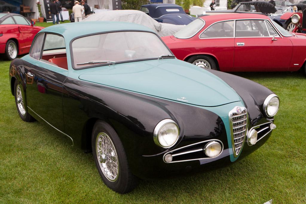 Alfa Romeo 1900C SS    - 2010 The Quail, a Motorsports Gathering