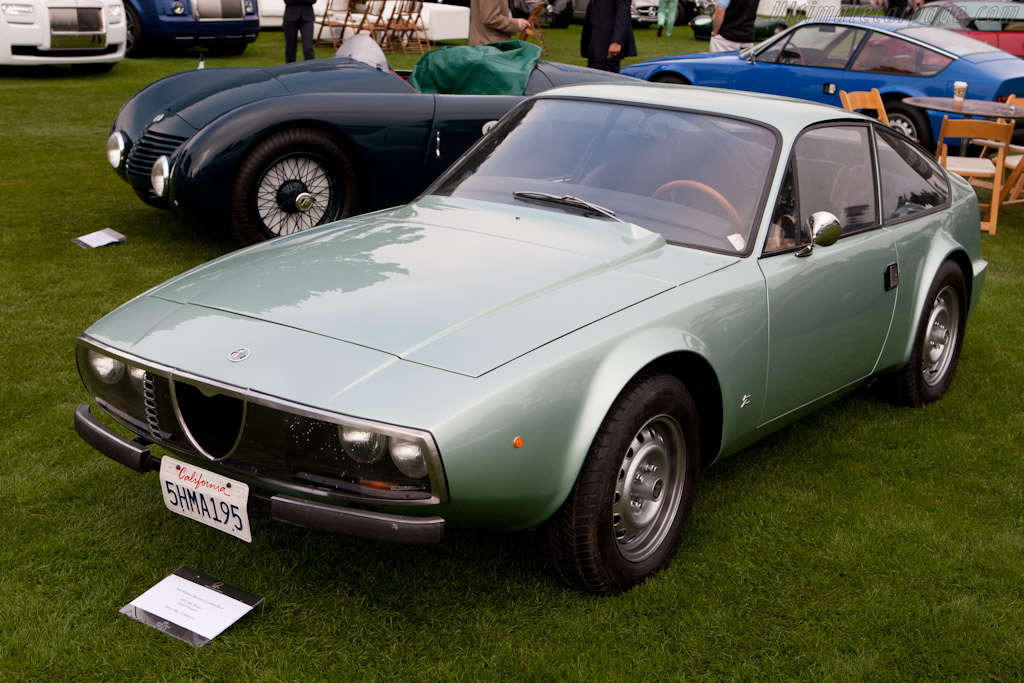 Alfa Romeo Junior Zagato    - 2010 The Quail, a Motorsports Gathering
