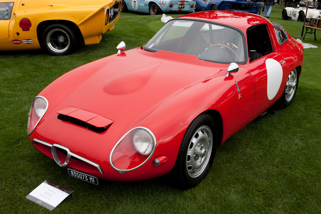 Alfa Romeo TZ - Chassis: AR750025   - 2010 The Quail, a Motorsports Gathering