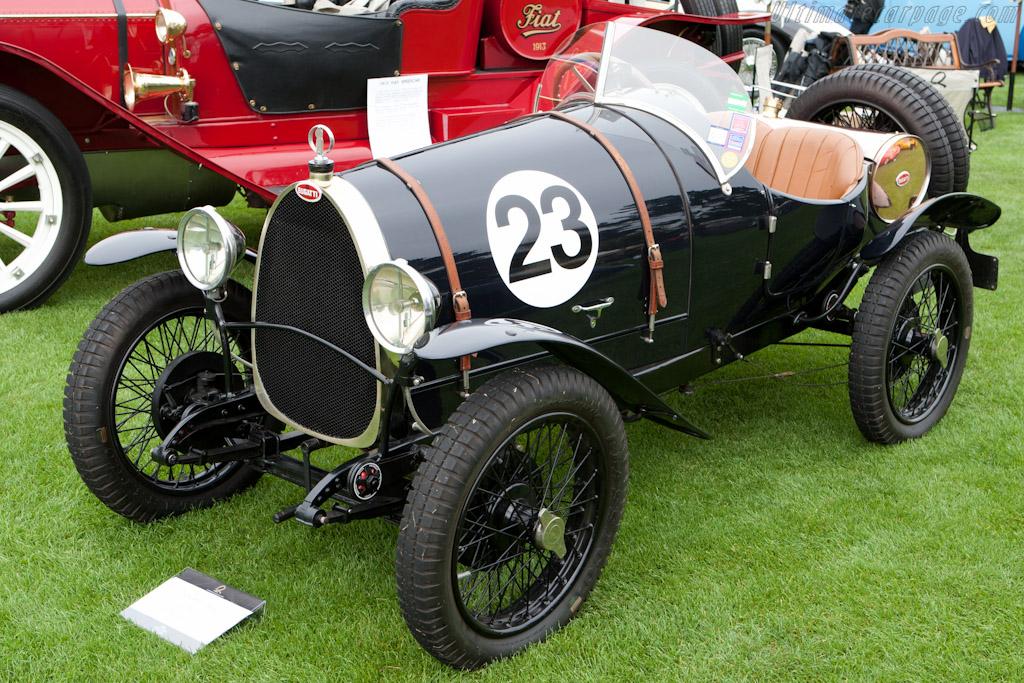 Bugatti Type 13 Brescia - Chassis: BC 004   - 2010 The Quail, a Motorsports Gathering