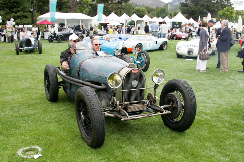 Bugatti Type 35    - 2010 The Quail, a Motorsports Gathering