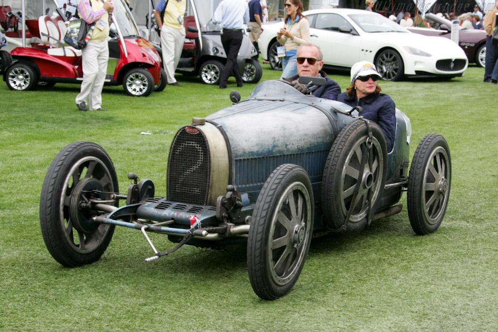 Bugatti Type 35 - Chassis: 4449   - 2010 The Quail, a Motorsports Gathering