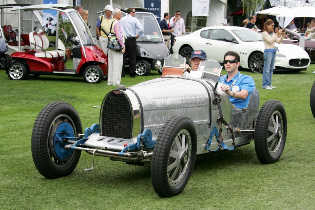 Bugatti Type 35B - Chassis: 4955   - 2010 The Quail, a Motorsports Gathering