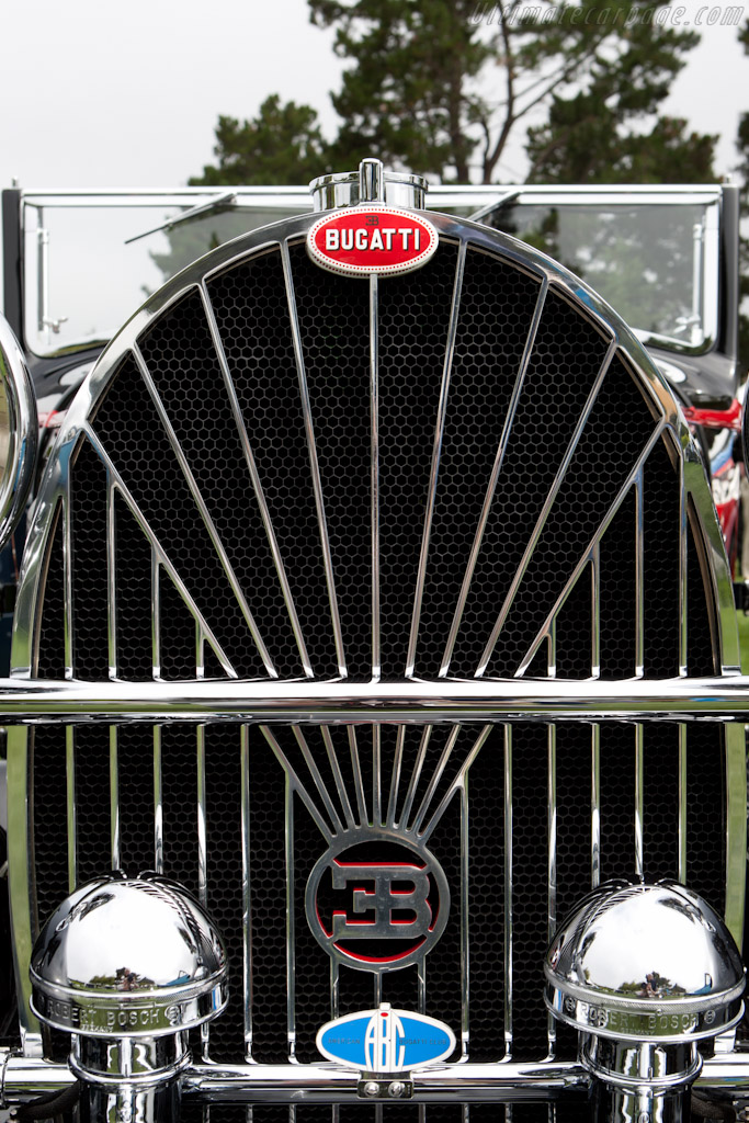 Bugatti Type 50 Brainsby-Woollard DHC - Chassis: 50144   - 2010 The Quail, a Motorsports Gathering
