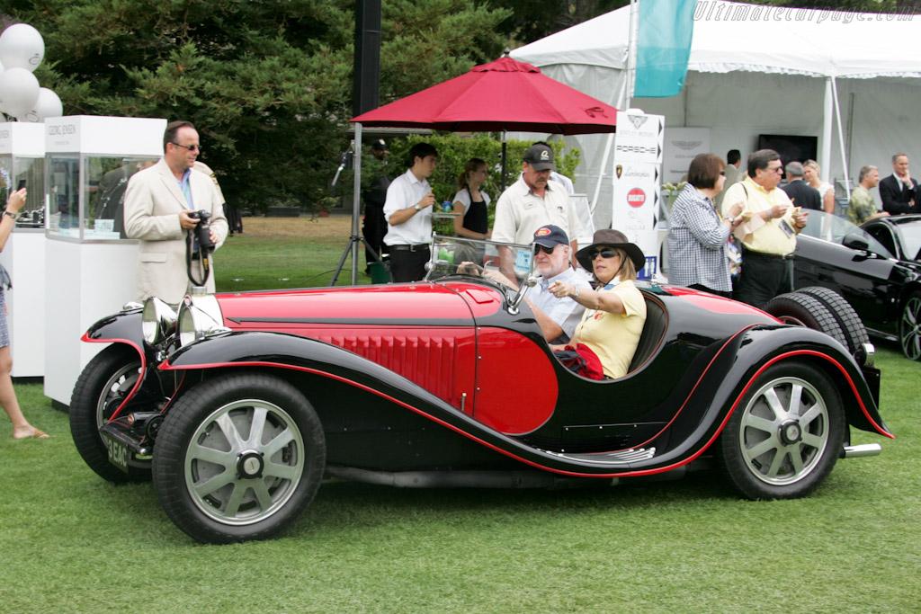 Bugatti Type 55 Replica - Chassis: BC 092   - 2010 The Quail, a Motorsports Gathering
