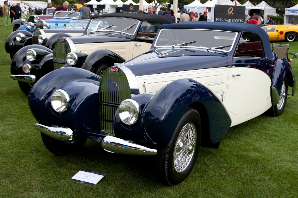 bugatti type 57 aravis 2010 the quail a motorsports gathering. Black Bedroom Furniture Sets. Home Design Ideas