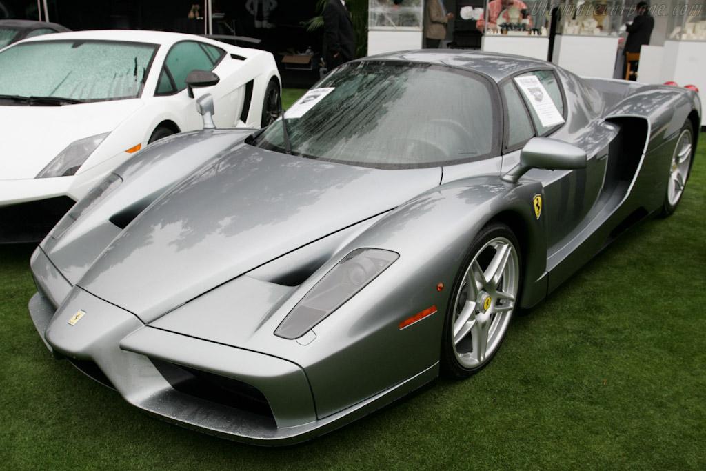 Ferrari Enzo    - 2010 The Quail, a Motorsports Gathering