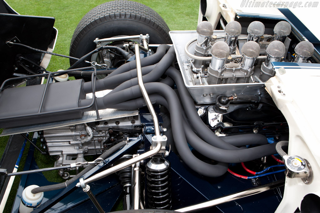 Ford GT Roadster - Chassis: GT/108   - 2010 The Quail, a Motorsports Gathering