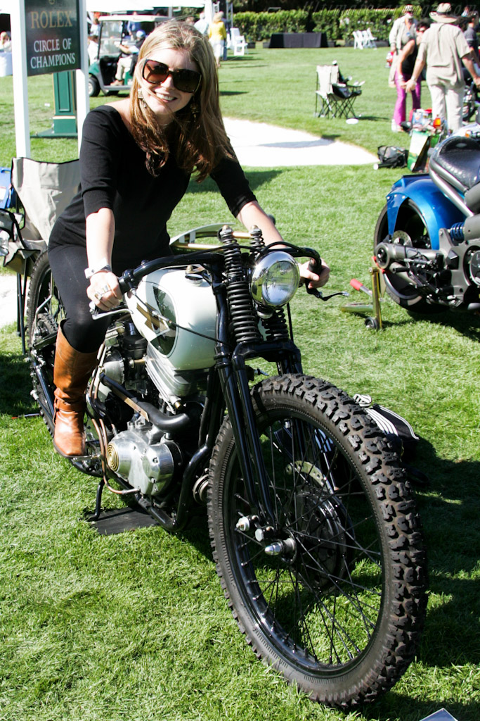 Harley-Davidson Custom    - 2010 The Quail, a Motorsports Gathering