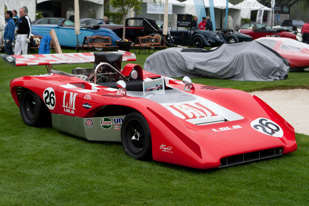 Lola T220 - Chassis: SL220/02   - 2010 The Quail, a Motorsports Gathering