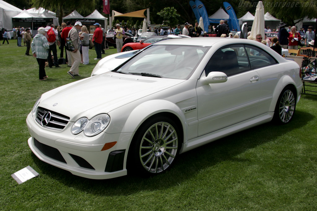 Mercedes-Benz CLK AMG Black Series    - 2010 The Quail, a Motorsports Gathering