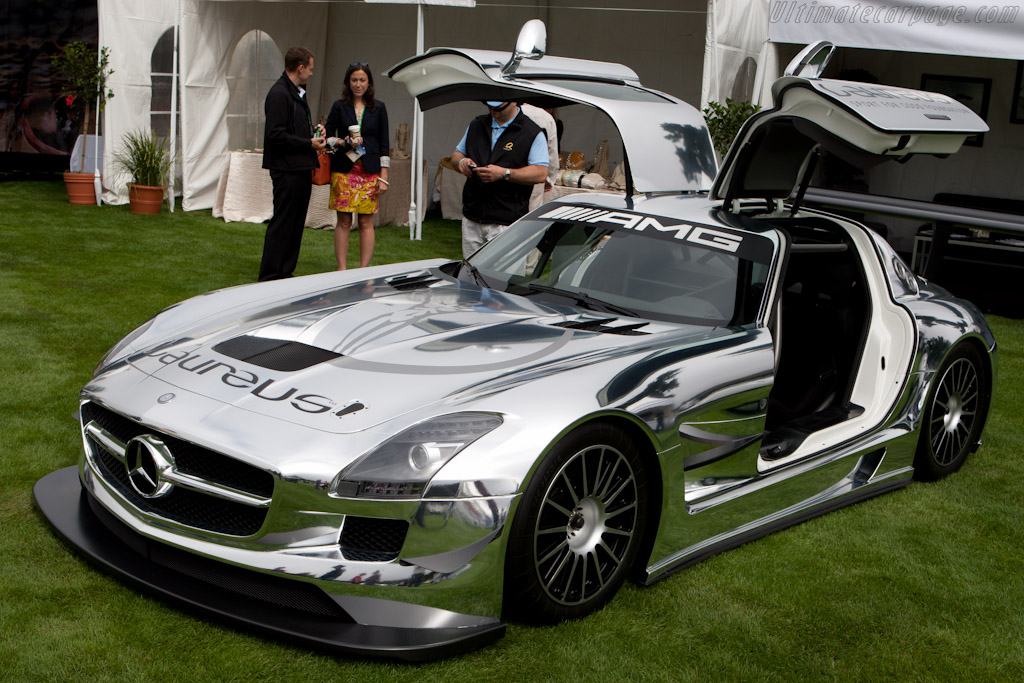 Mercedes-Benz SLS AMG    - 2010 The Quail, a Motorsports Gathering