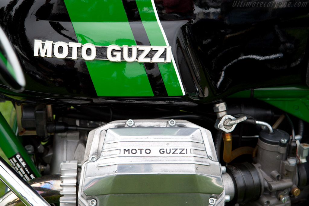 Moto Guzzi 1000s    - 2010 The Quail, a Motorsports Gathering