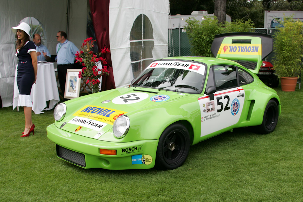 Porsche 911 Carrera RSR 3.0 - Chassis: 911 460 9053   - 2010 The Quail, a Motorsports Gathering