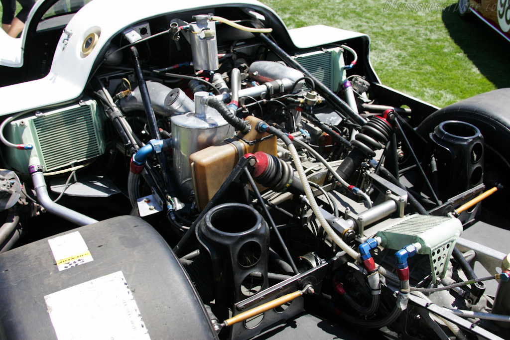 Porsche 962CK - Chassis: 962-110 T1   - 2010 The Quail, a Motorsports Gathering
