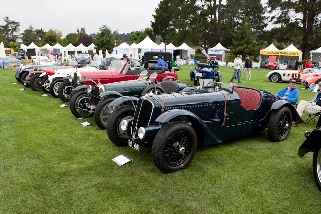 Pre-War Sports and Racing Cars    - 2010 The Quail, a Motorsports Gathering