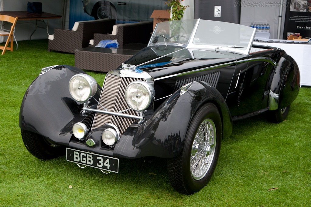 Squire Corsica Roadster - Chassis: 1063   - 2010 The Quail, a Motorsports Gathering