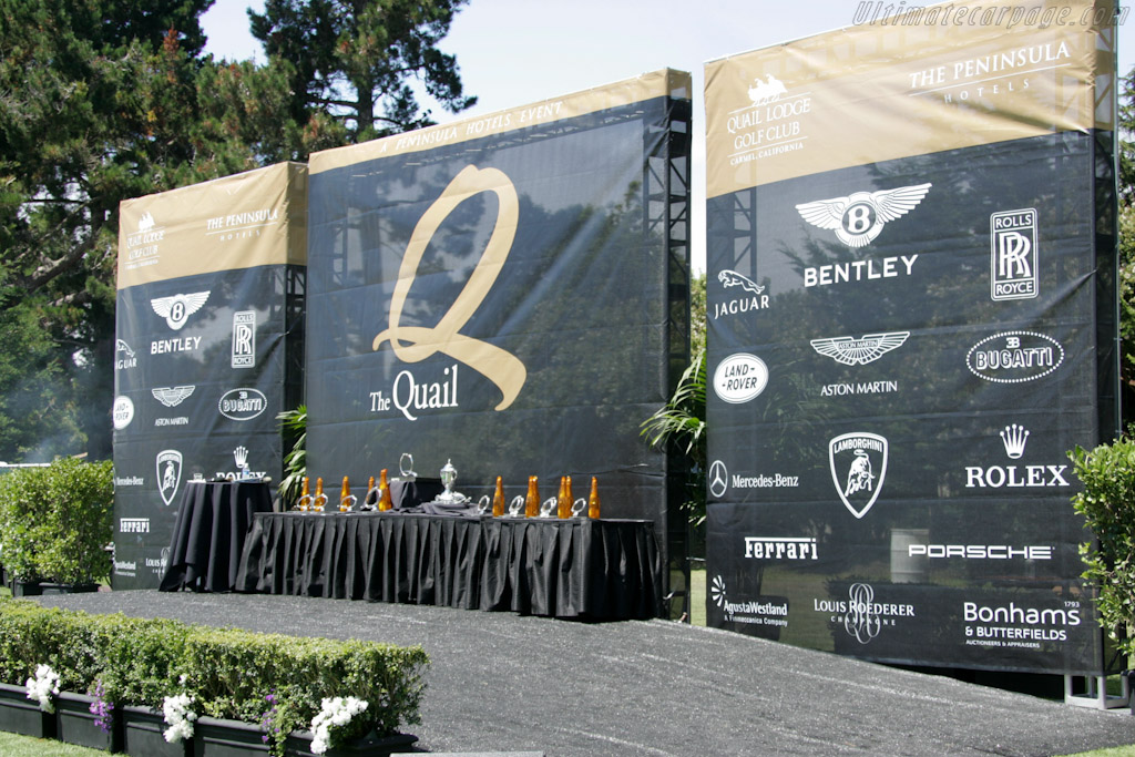 Welcome to The Quail, a Motorsports Gathering    - 2010 The Quail, a Motorsports Gathering
