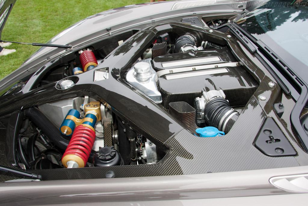 Aston Martin One-77   - 2011 The Quail, a Motorsports Gathering