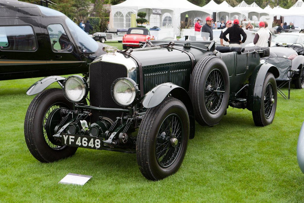 Bentley 6½ Litre    - 2011 The Quail, a Motorsports Gathering