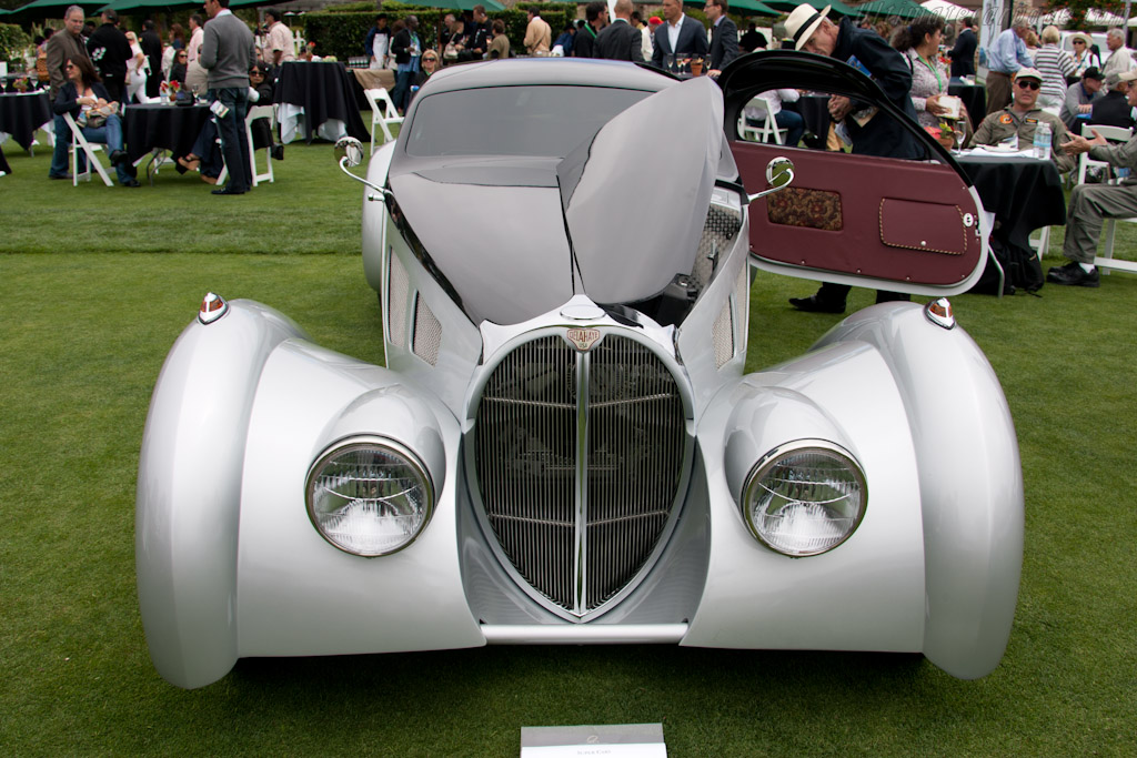 Bugatti / Delahaye Special    - 2011 The Quail, a Motorsports Gathering