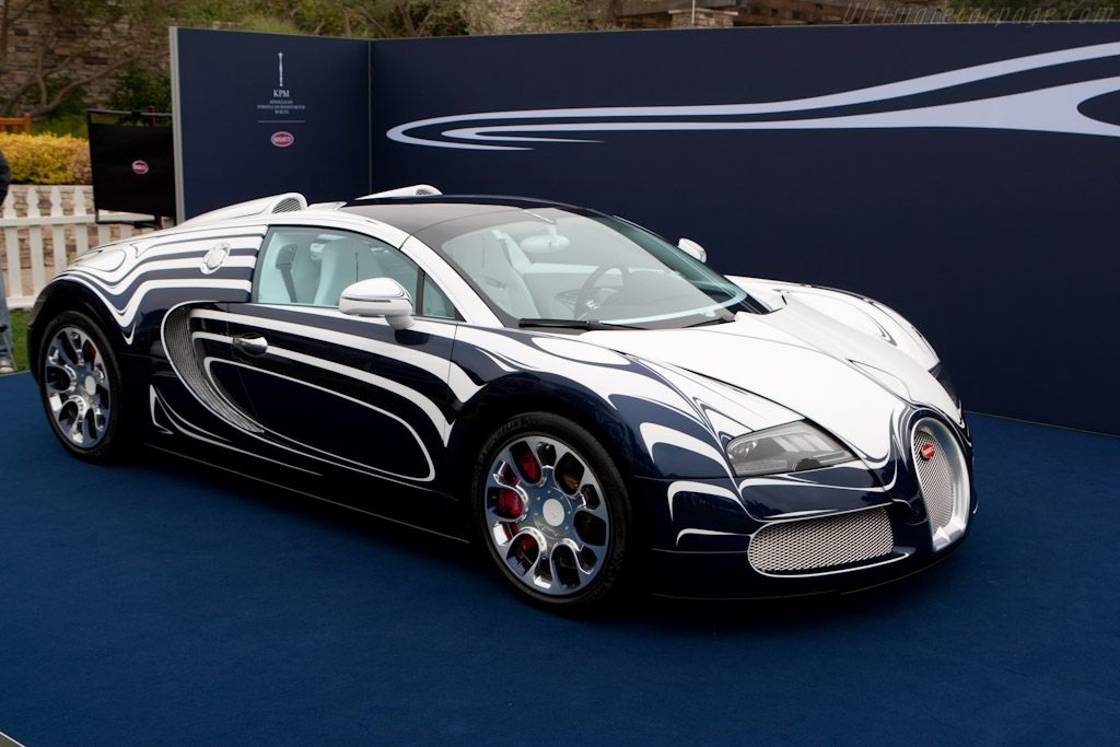 Bugatti Veyron 16.4 Grand Sport 'l'Or Blanc' - Chassis: VF9SK25241M795035    - 2011 The Quail, a Motorsports Gathering