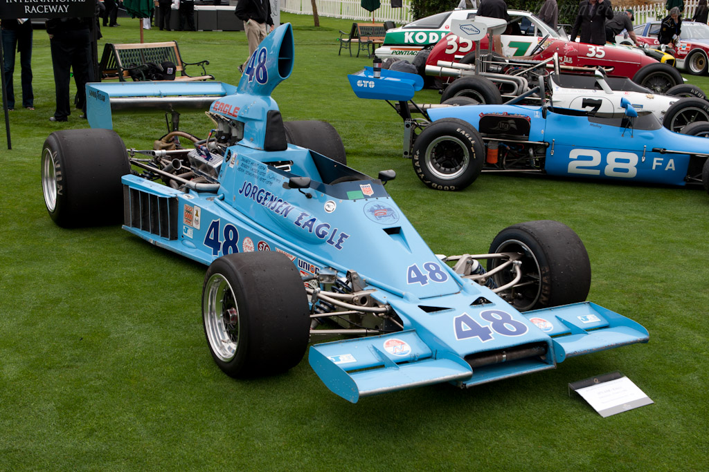 Eagle 755 Chevrolet - Chassis: 001   - 2011 The Quail, a Motorsports Gathering