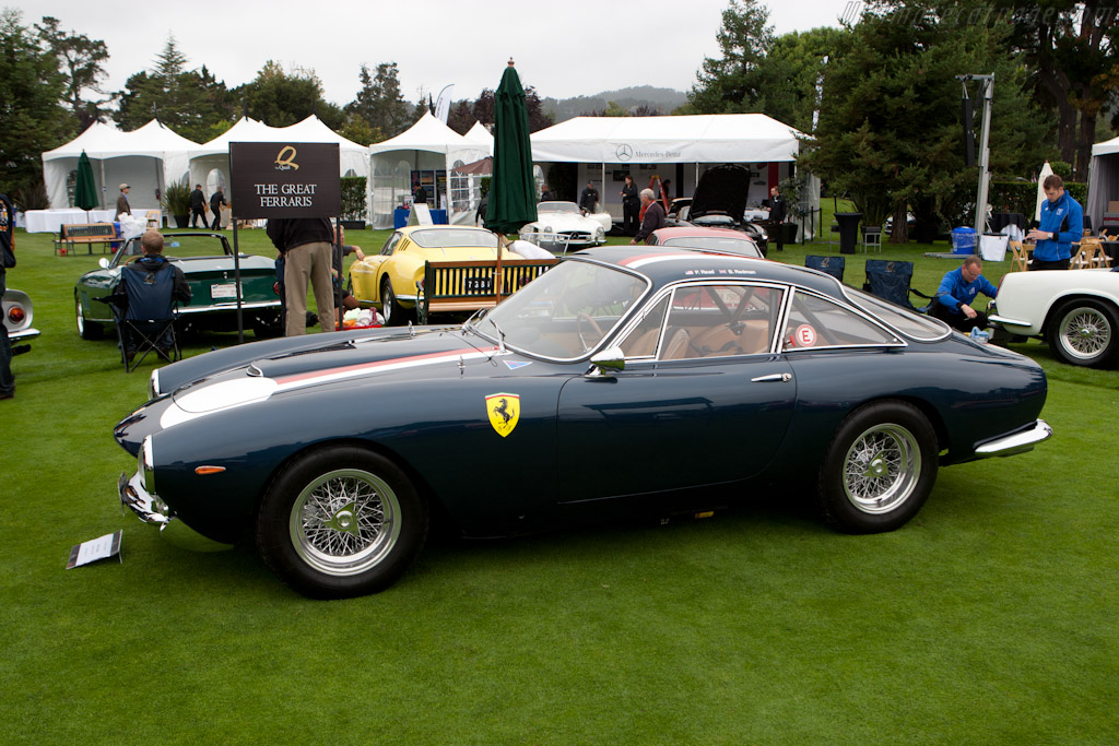 Ferrari 250 GT Lusso Competizione - Chassis: 5367GT   - 2011 The Quail, a Motorsports Gathering