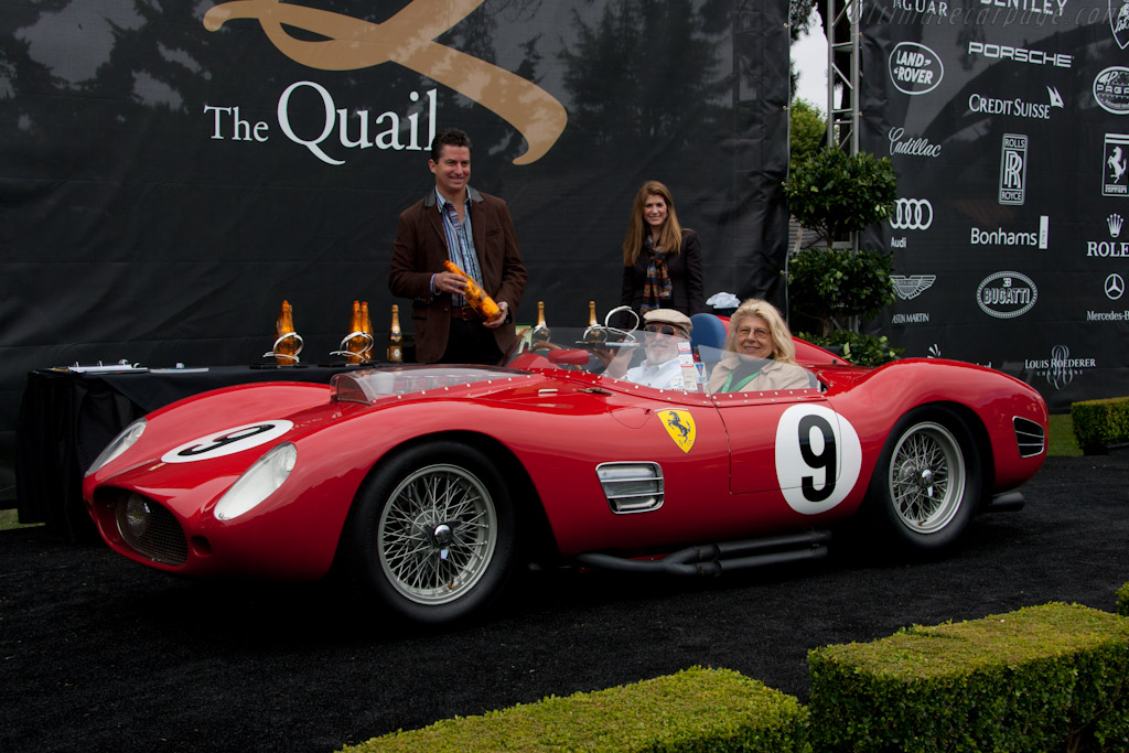 Ferrari 250 TR59 - Chassis: 0768TR   - 2011 The Quail, a Motorsports Gathering